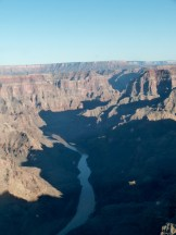 Helicopter tour to the Grand Canyon