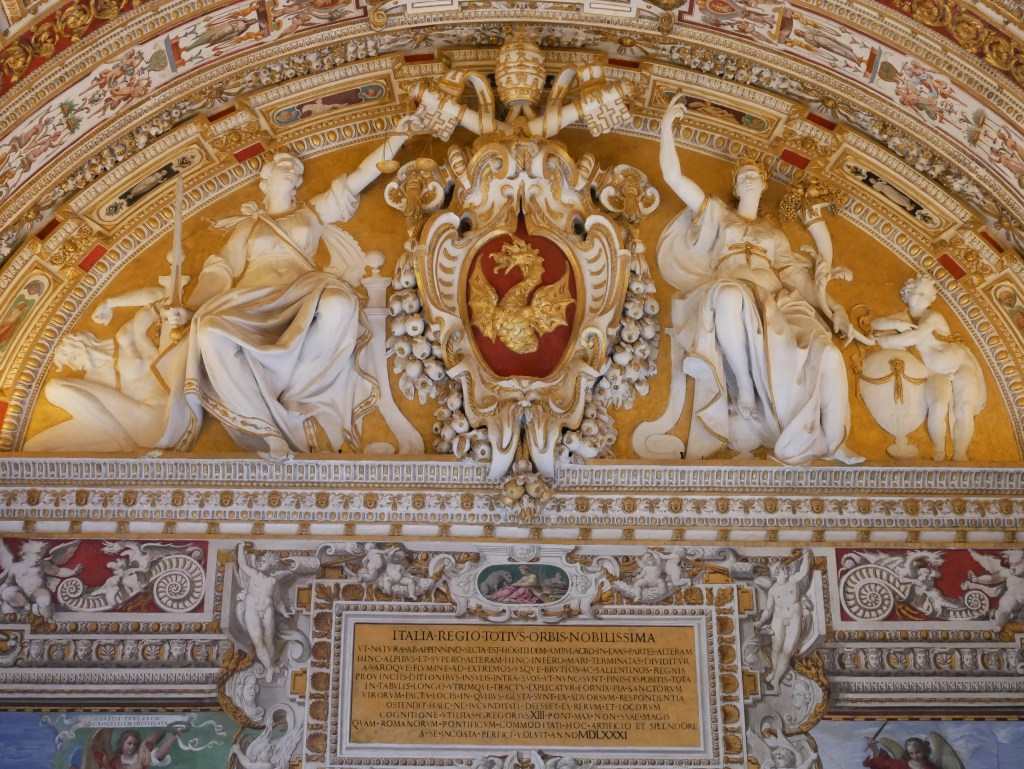 Vatican Museums Rome