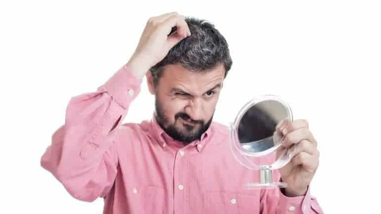 What Causes Grey Hair Does Stress Cause Grey Hair
