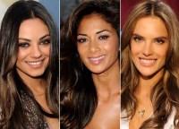 Best Hair Color for Olive Skin Tone, Dark Brown Eyes ...