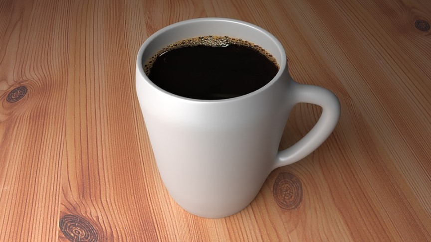 coffee cup for protecting against type 2 diabetes