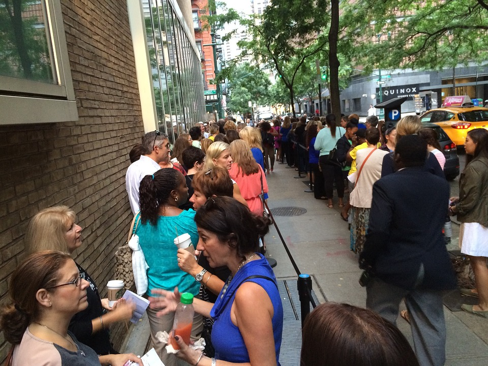 Save Time Waiting in Lines With These Tips
