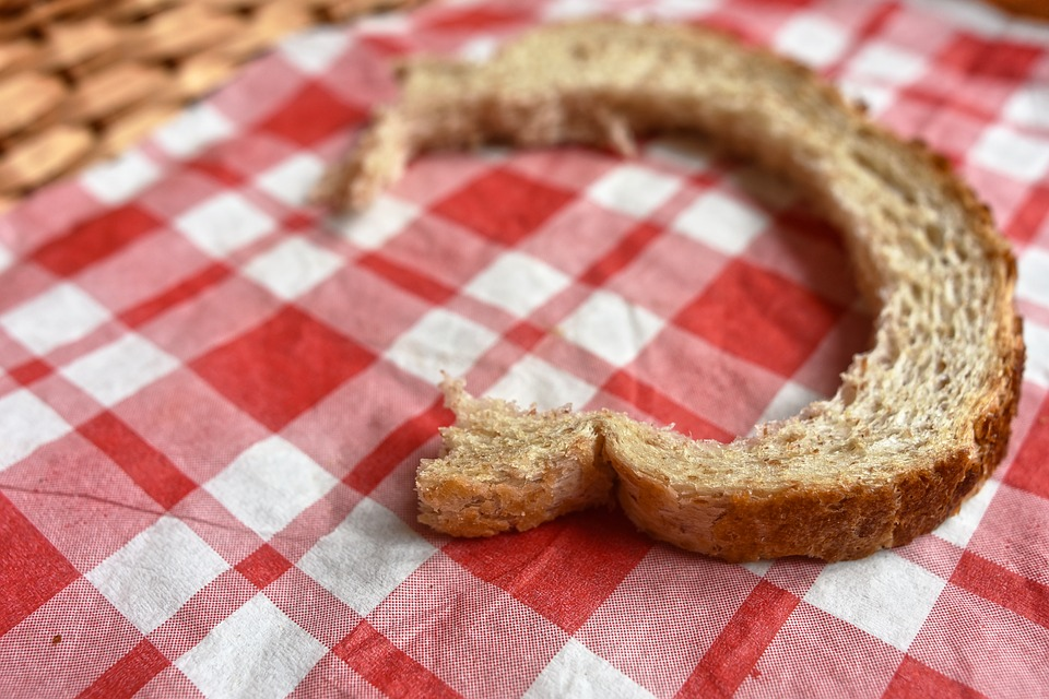 Bread Crust Leftovers