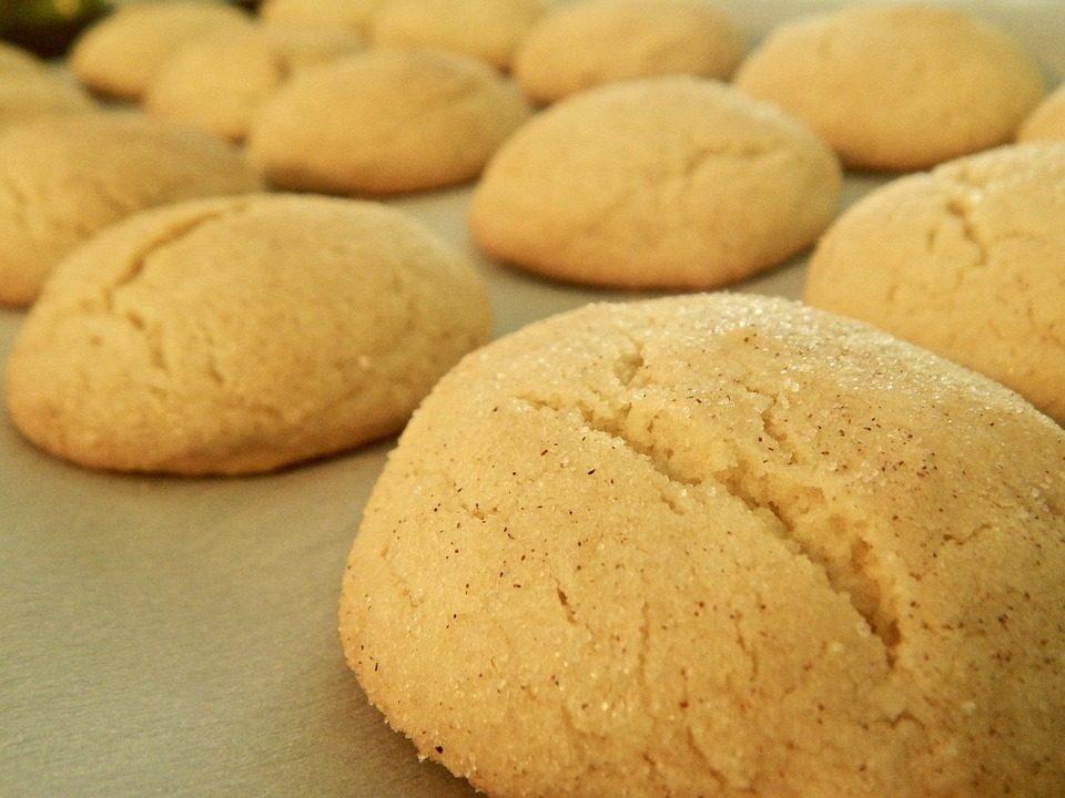 Let Me Tempt You With My Anise Fluff Cookies