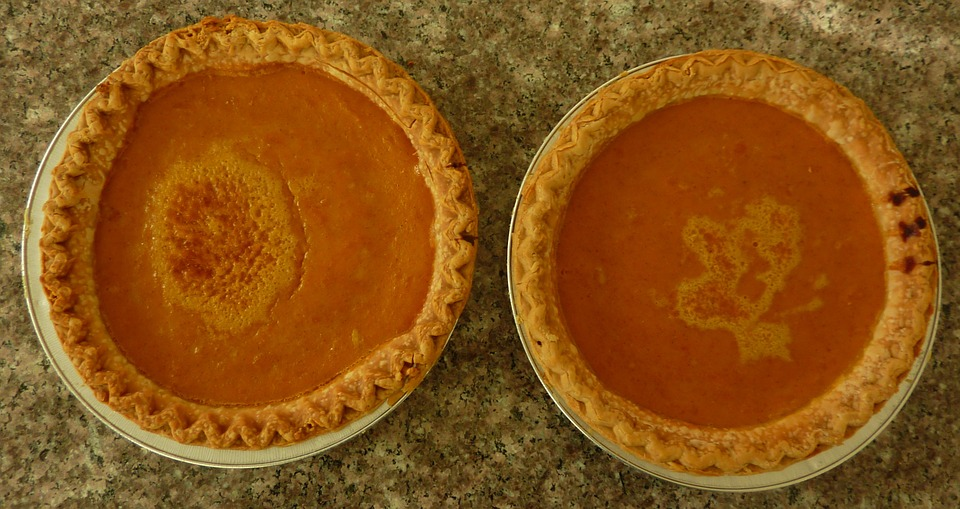 Unbaked Carrot Pies