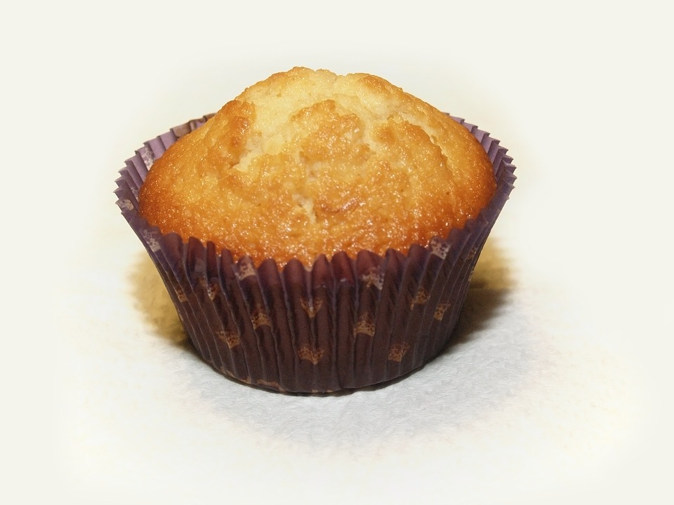 Delectable Ricotta Pineapple Muffin