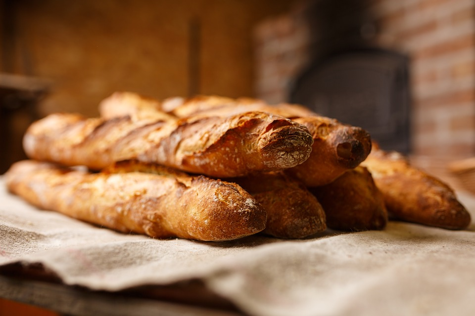 Savory Bread Sticks