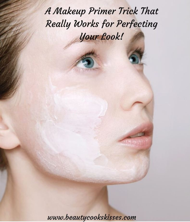 a makeup primer trick for a flawless look