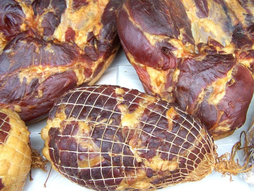 Hams Pixibay Image Showing Leftover Ham Recipes
