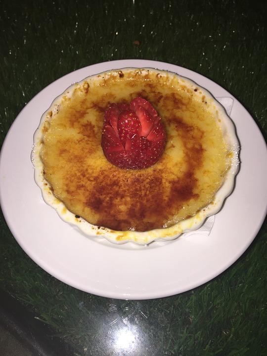 lemon baked pudding