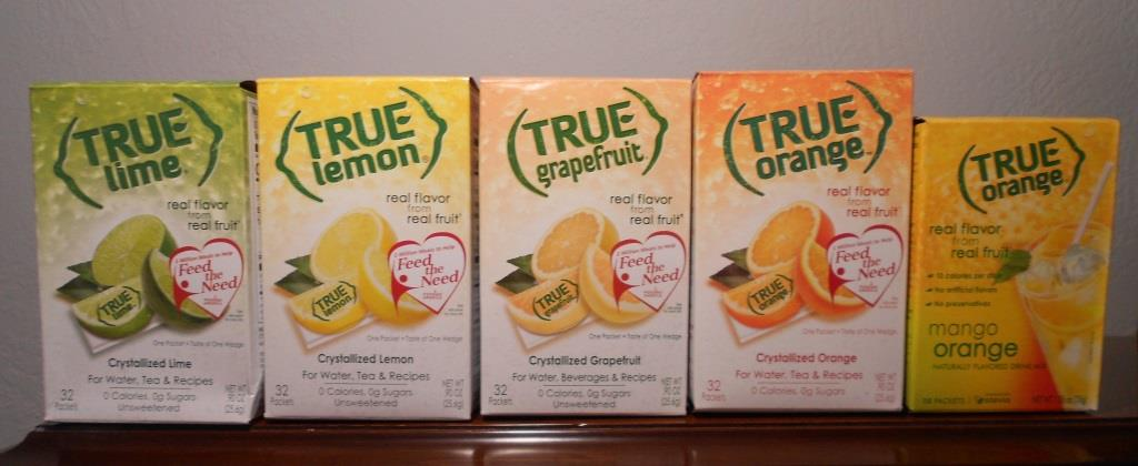 True Citrus Products