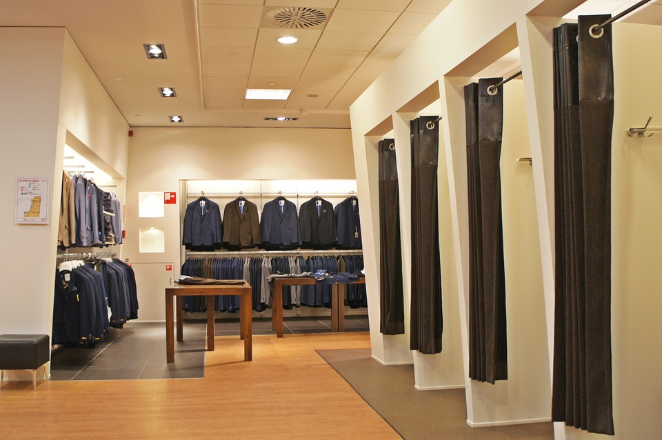 Preventing Health Risks in Plain View in the Fitting Room