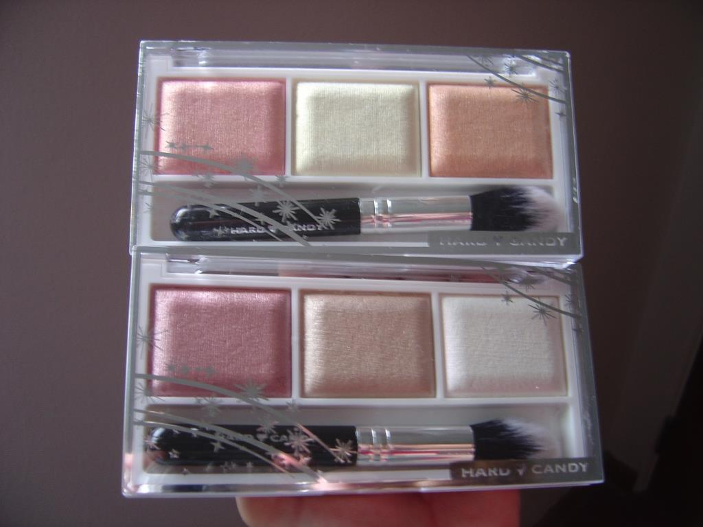 Hard Candy Baked Powder Highlighting Trio