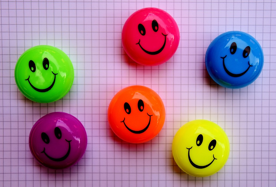 Expressions of Kindness Smilies