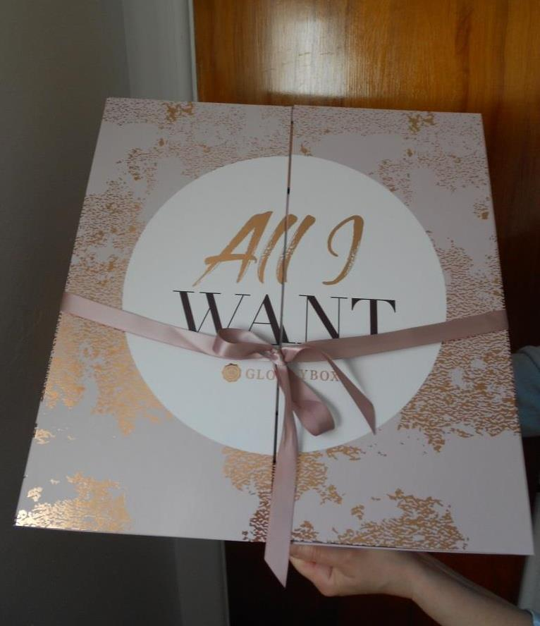 Glossybox All I Want Advent Calendar 2018