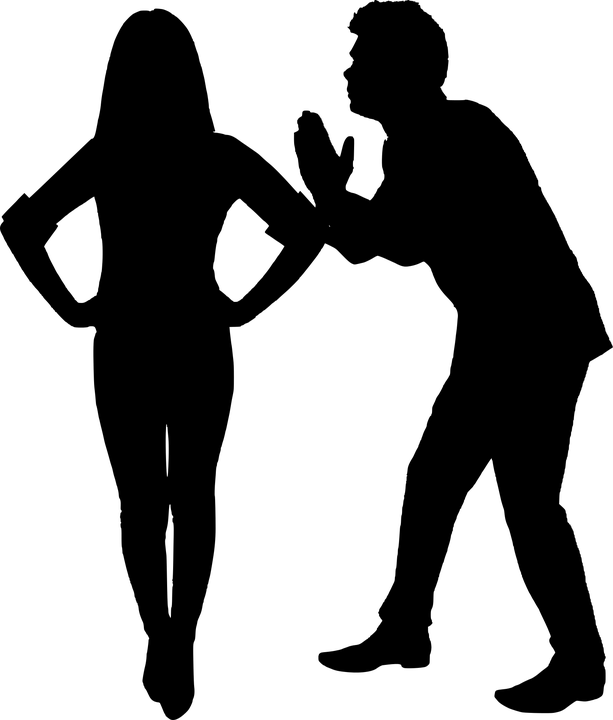 Ways to Avoid Resentment and Festering Anger Arguing Silhouette Couple