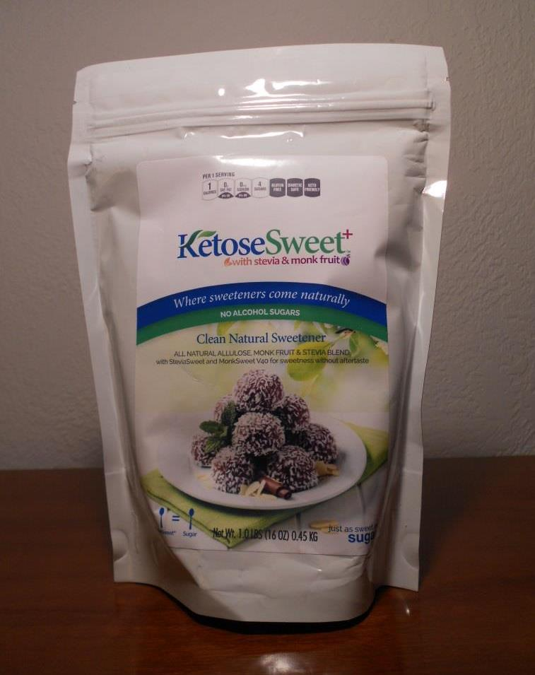 KetoseSweet+ Powder