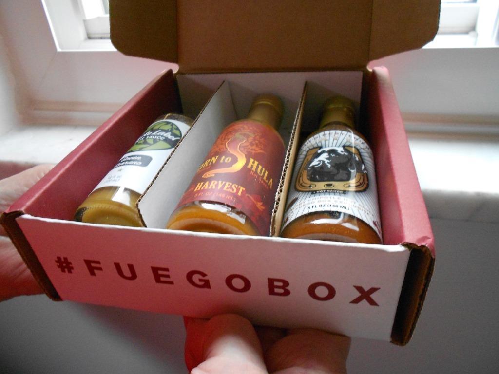Fuego Box November 2018