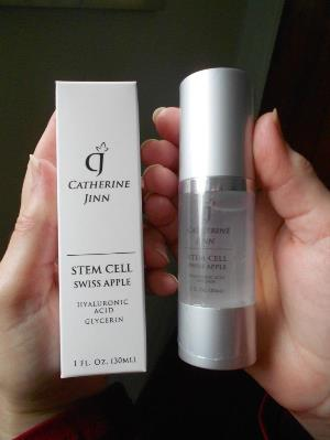 Catherine Jinn Stem Cell Swiss Apple Serum Small