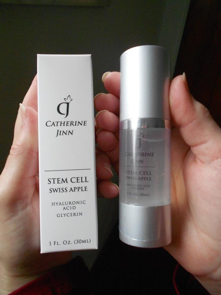 Catherine Jinn Stem Cell Swiss Apple Serum