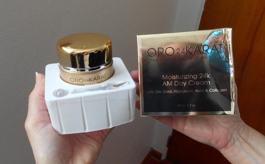 ORO24Karat Moisture Boosting Day Cream