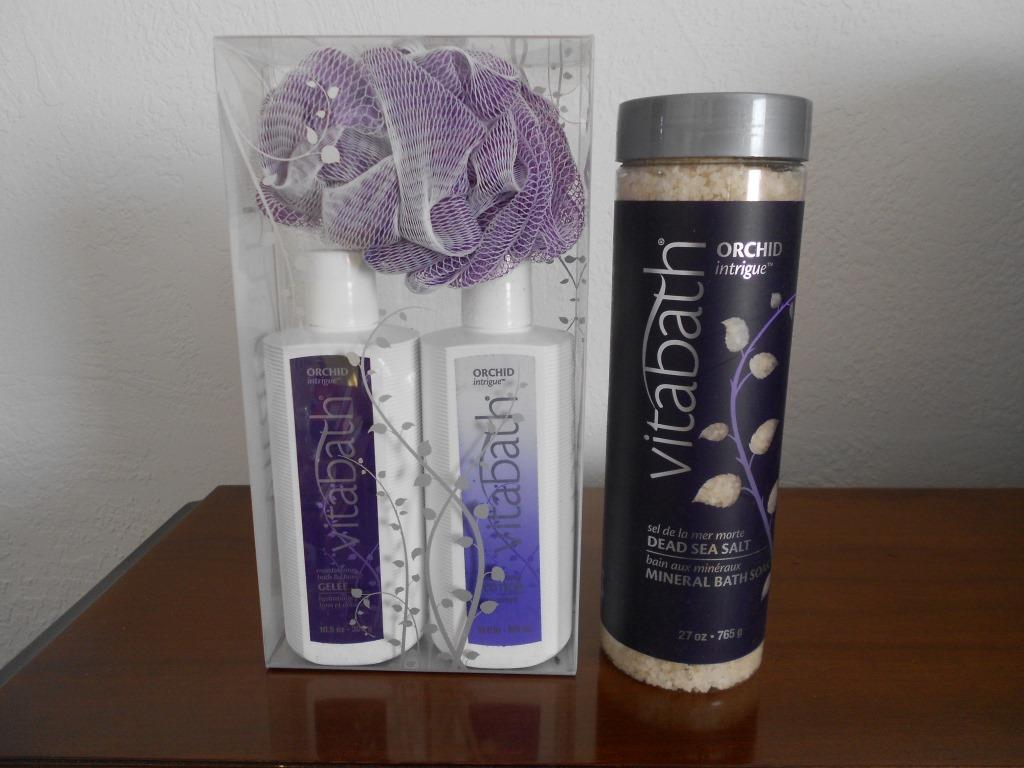 Vitabath Orchid Intrigue Body Care Products
