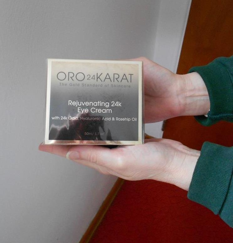 24K Eye Cream Oro24Karat