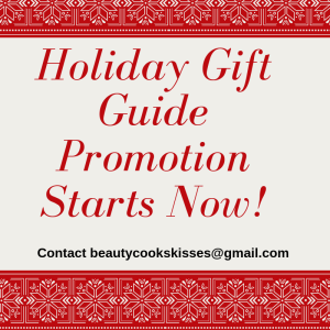 Holiday Gift Guide Promotion Starts Now!