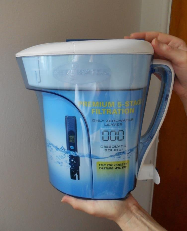 ZeroWater Filter Pitcher