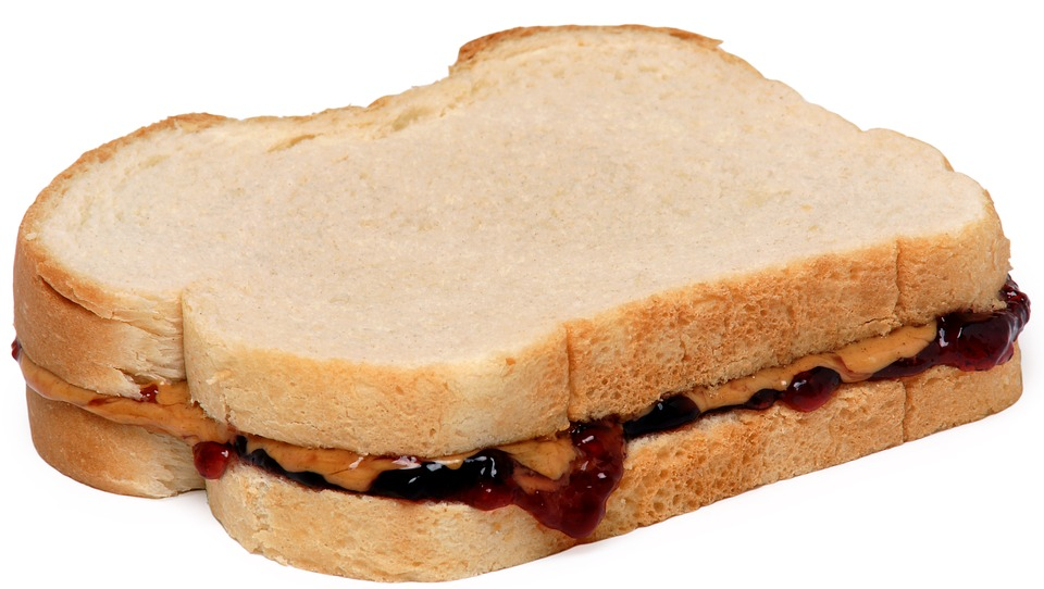 peanut butter and jelly sandwich one of 12 worst foods for healthy teeth