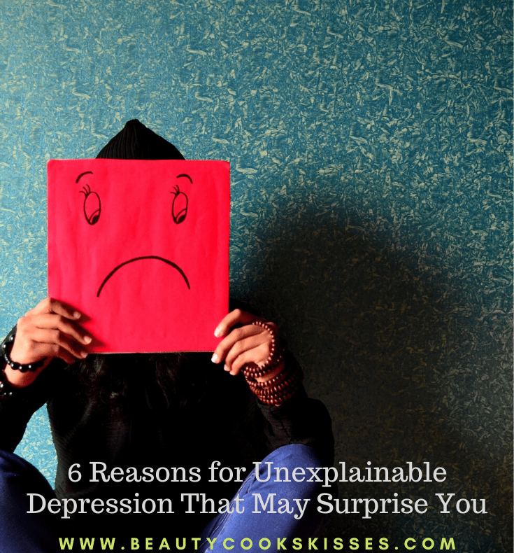 6 Reasons for Unexplainable Depression That May Surprise You Depressed Man
