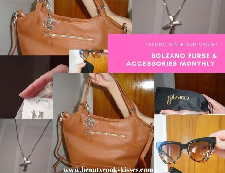 Bolzano Purse & Accessories Monthly Collage