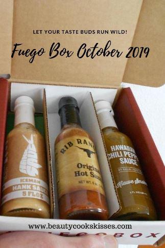 Fuego Box October 2019