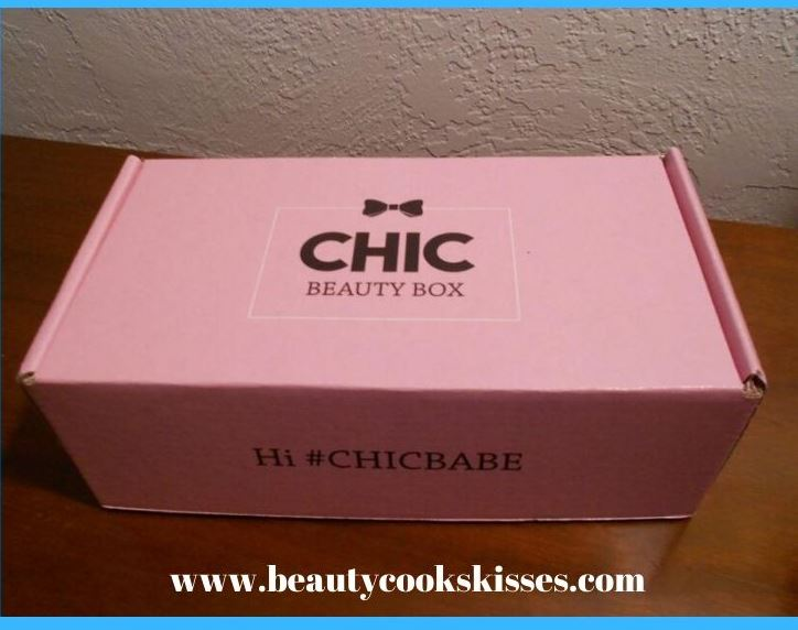 Chic Beauty Box November 2019 closed