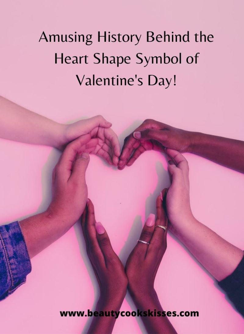 Heart Shape Symbol of Valentine's Day!