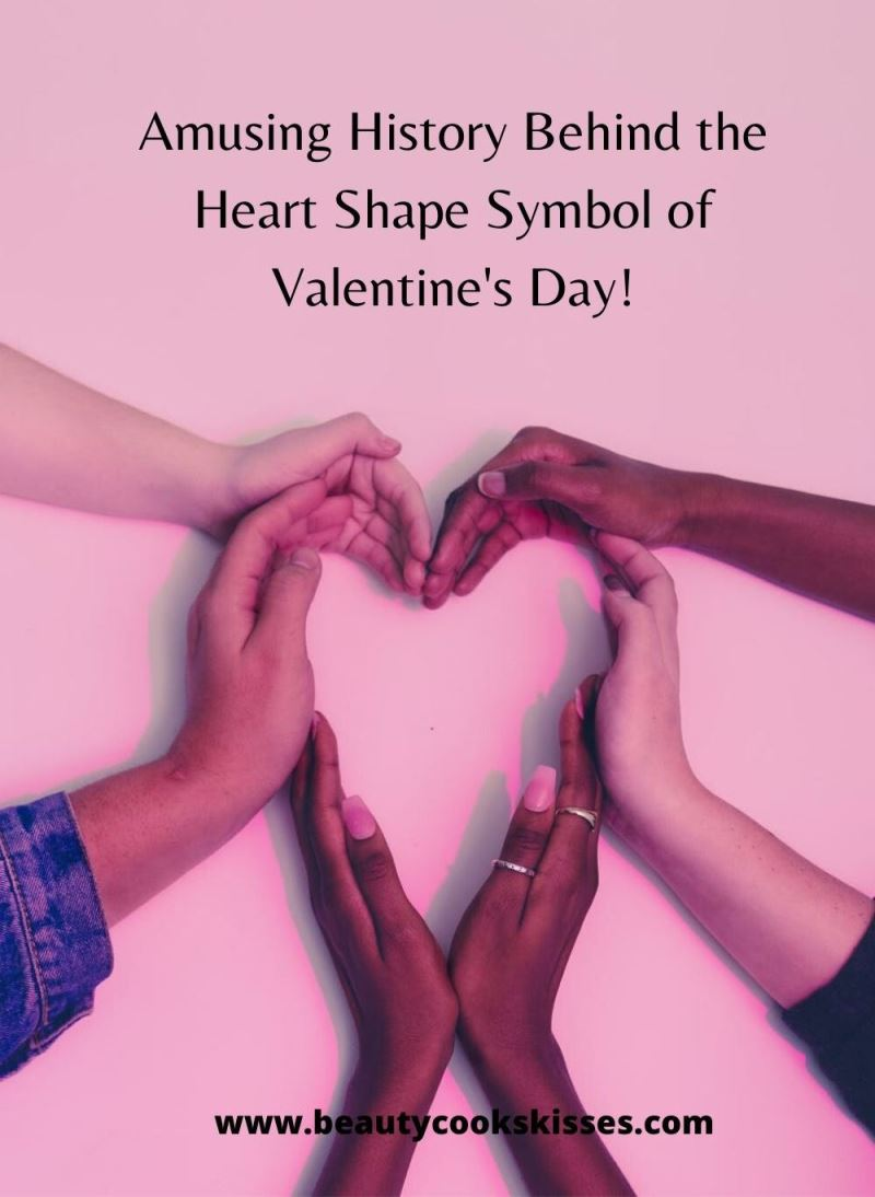Heart Shape Symbol of Valentine's Day!
