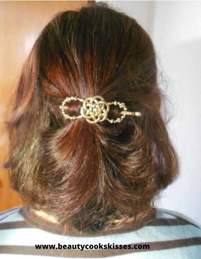 Lilla Rose Hair Jewelry small