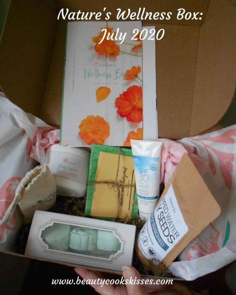 Natures Wellness Box for July 2020