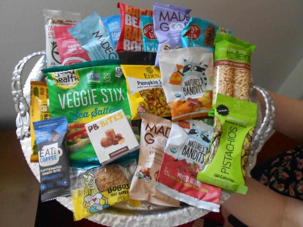 elevate snack box