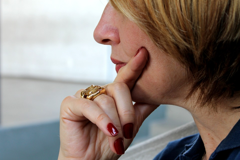 improve self-esteem thoughful reflection