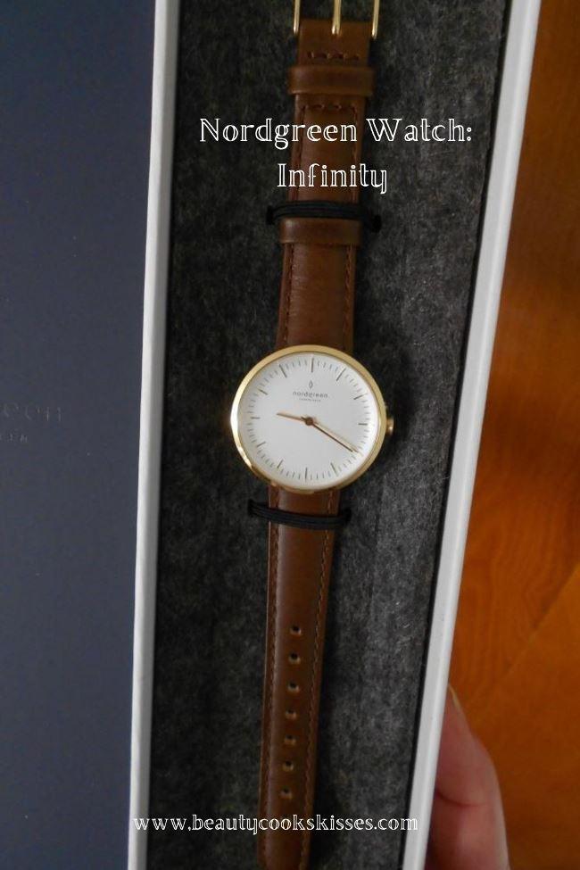 Nordgreen watch infinity