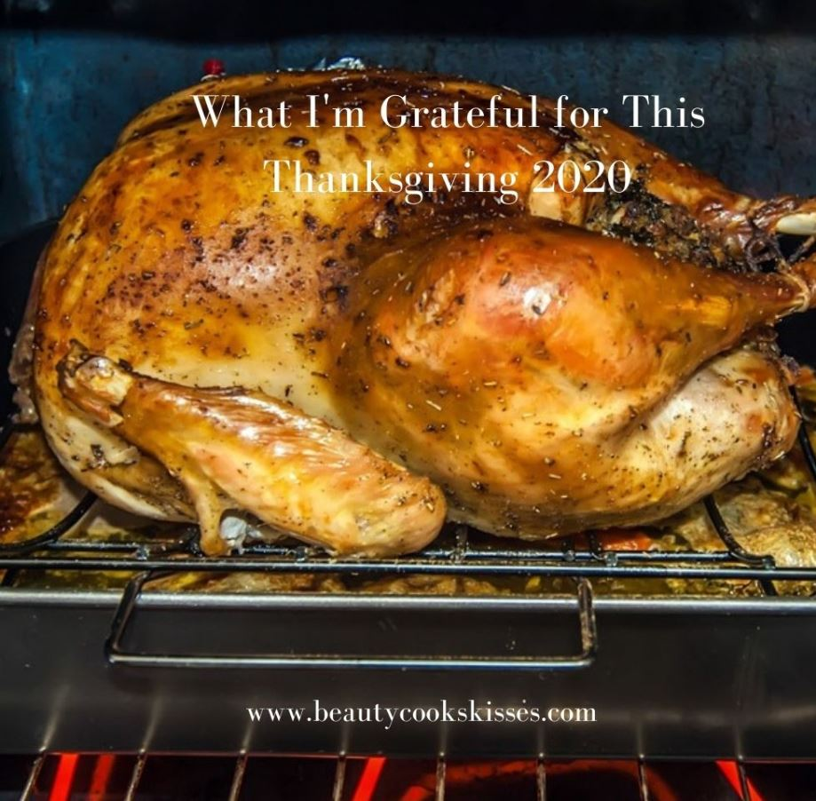 Grateful for This Thanksgiving 2020 Turkey