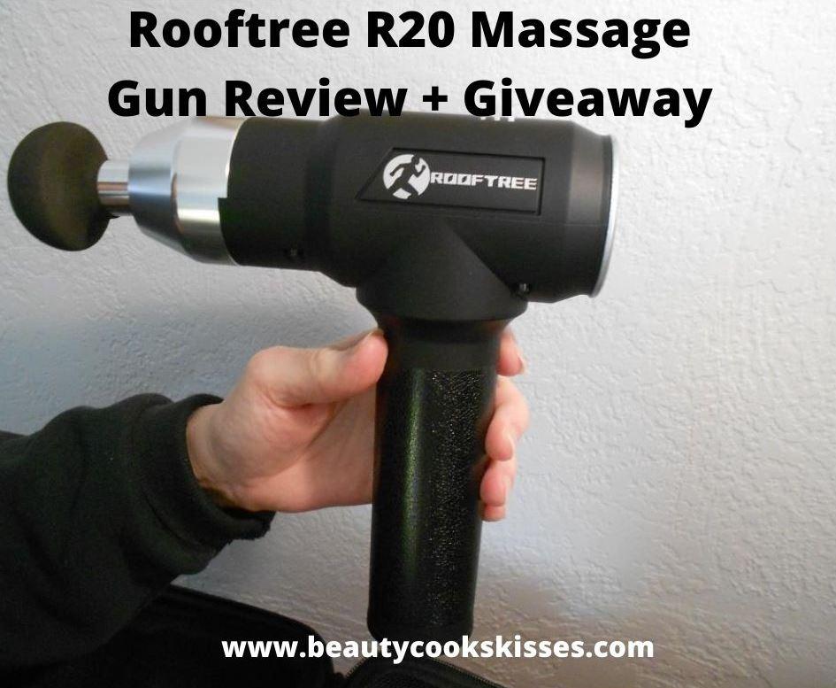 Rooftree R20 Massage Gun