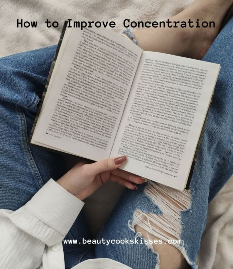 Improve Concentration By Reading