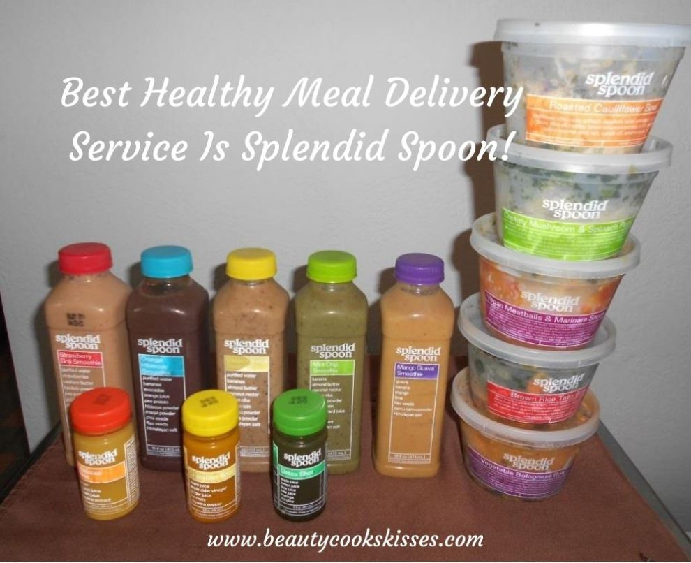 Healthy Meal Delivery Service Foood