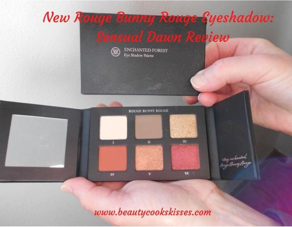 Rouge Bunny Rouge Eyeshadow Palette