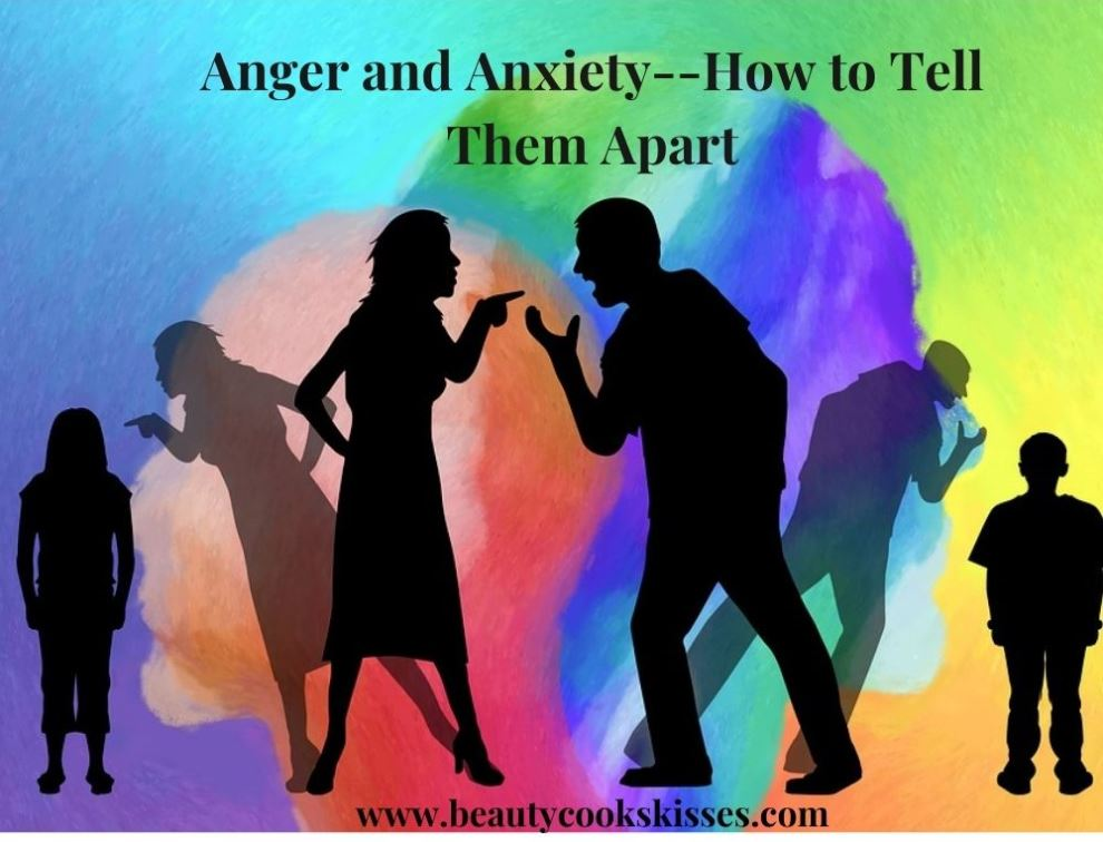 Anger and Anxiety behavior