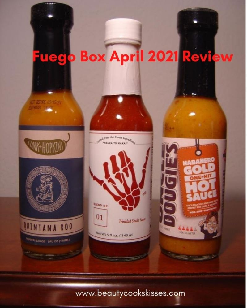 Fuego Box April 2021