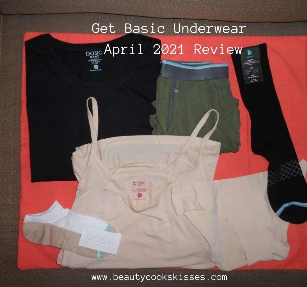 Get Basic Underwear Box