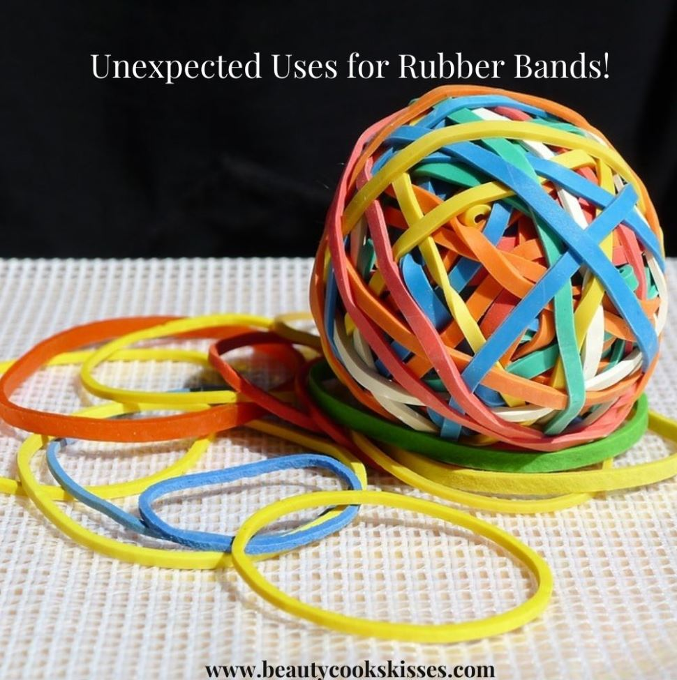 Unexpected Uses for Rubber Bands Ball